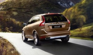 Volvo XC60 motability car rear