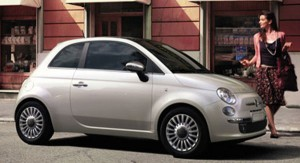Fiat 500 from £45.75