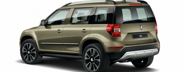 The 2014 Skoda Yeti has been given a new look to bring it into line with the […]