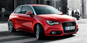 Audi A1 - prices reduced by £350 - now from £99 Advance Payment