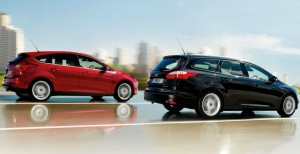 Ford Focus Motability car both