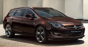 Vauxhall Astra Sports Tourer motability car