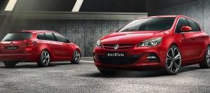 Vauxhall Astra motability car