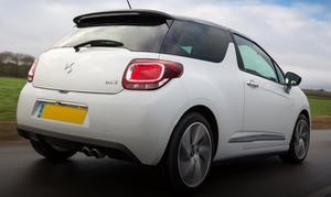 DS DS3 Motability car rear
