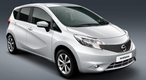 Nissan Note motability car