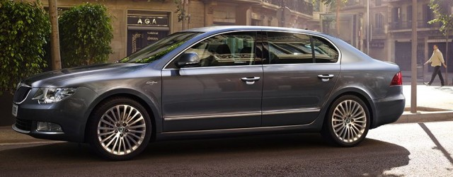 The recently upgraded Skoda Superb is a very large family Hatchback and Estate car, it has limousine […]