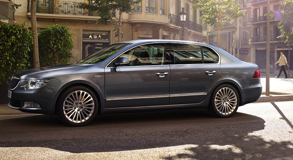 Skoda Superb Motability Car Review By Which Mobility Car