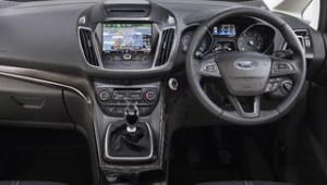 Ford C-Max Motability car dash