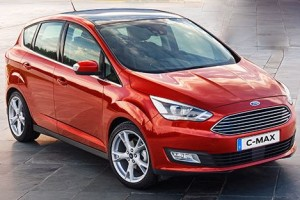 Ford C-Max Motability car front