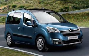 Citroen Berling Motability car - 1 (1)