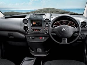 Citroen Berling Motability car dash