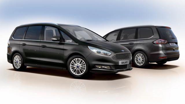 & Ford Galaxy markmcfarlin.com