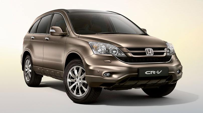 Volvo Q4 >> Honda-CR-V