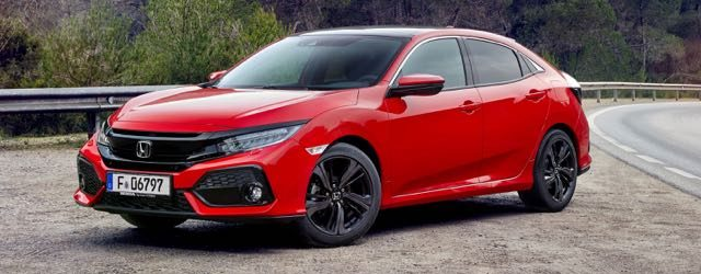 The Honda Civic is a five door hatchback (Honda have no immediate plans to make an estate […]