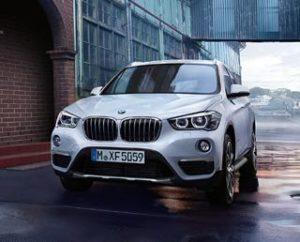 BMW X1 Motability Car front