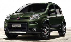 Fiat Panda 4x4 motabilitycar
