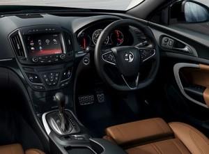Vauxhall Insignia motability car interior