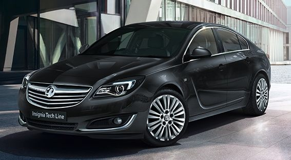 Vauxhall Insignia Motability Car