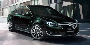 Vauxhall Insignia newly upgraded