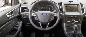Ford S-Max Motability car dash