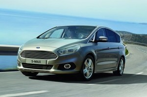 Ford S-Max Motability car side