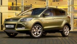 Ford Kuga Motability car