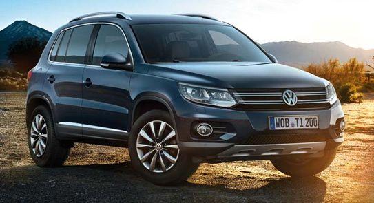 Vw Motability >> Volkswagen Tiguan Motability Car