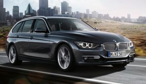 BMW 3 Series Touring mobility car