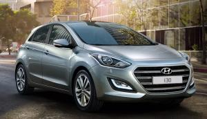 Hyundai i30 Motability car