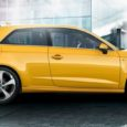 The third-generation A3, available as a 3 or 5 door hatchback or a 4 door saloon (Only […]