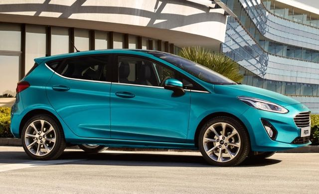 & Ford Fiesta markmcfarlin.com