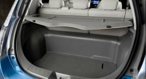 Nissan Leaf electric motability car boot
