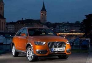 Audi Q3 - New to scheme