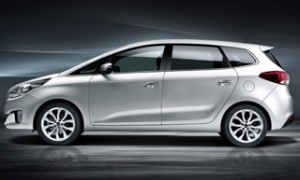 Kia Carens motability car