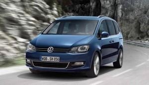 Volkswagen Sharan Motability car