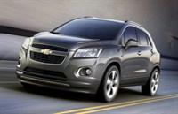 Chevrolet Trax Motability car