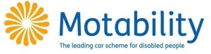 Click to open the Motability car search tool