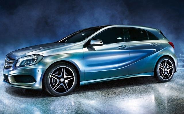 Mercedes A Class Motability Car
