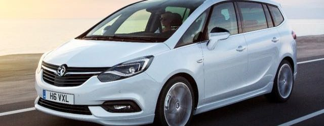 The Vauxhall Zafira Tourer has received its mid-life update for 2017,  the front of the car has […]