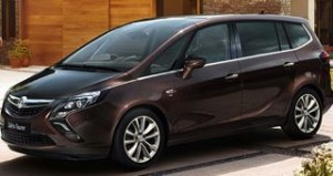 Vauxhall Zafira Tourer 7 seats £899 Advance Payment