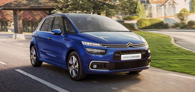 Citroen C4 Space Tourer 5 Seat