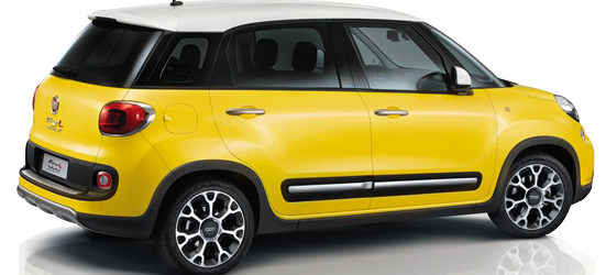The Fiat 500L trekking is an outright assault on the Mini Countryman, But rather than fitting the […]