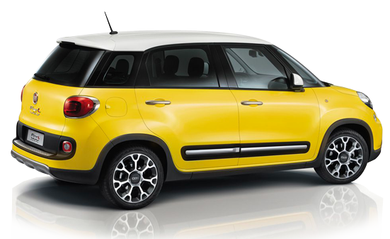 fiat 500l trekking cross. Black Bedroom Furniture Sets. Home Design Ideas