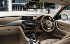 BMW 3 Series Touring motability car interior