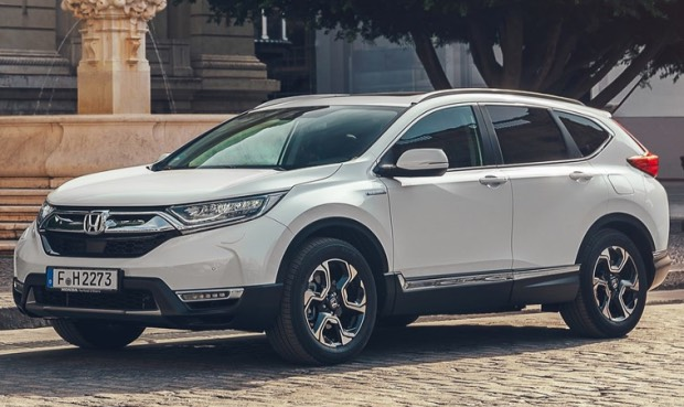 Honda Cr-V Motability car 2019