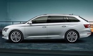 Skoda Superb Estate Motablity car