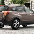 The Chevrolet Captiva is a large SUV, it is front wheel drive with five seats in LS […]