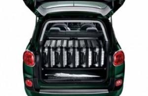 Fiat 500L MPW Motability Car boot 2