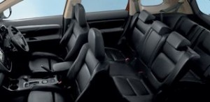 Mitsubishi Outlander Motability car 7 seats
