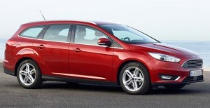 Ford Focus Estate motability car